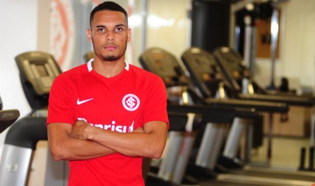 Neris é anunciado oficialmente pelo Inter Divulgação / Inter/Inter
