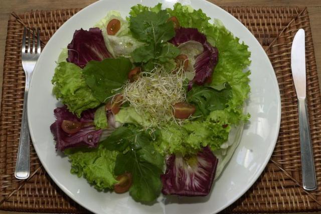 Ervas e iogurte são boas opções de molhos para saladas. Veja receitas Ronaldo Bernardi/Agencia RBS