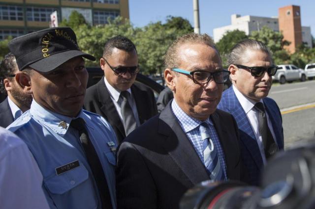 Empresário dominicano é investigado por receber US$ 92 mi da Odebrecht ERIKA SANTELICES/AFP