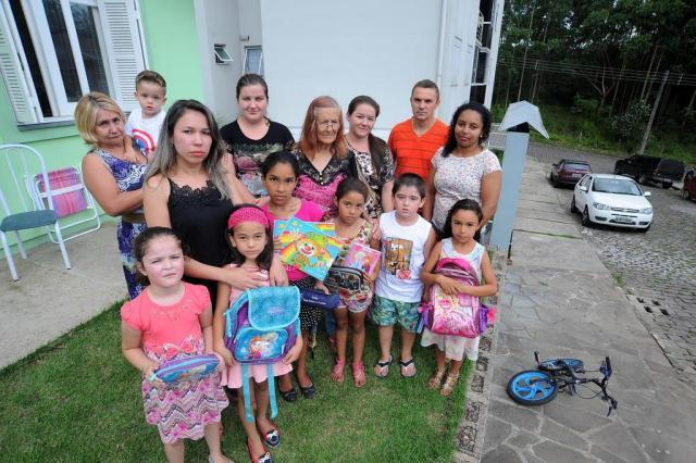 Mais de 1 mil crianças começarão as aulas com atraso em Caxias Felipe Nyland/Agencia RBS