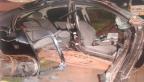 Duas adolescentes morrem após carro com sete ocupantes bater em árvore em Santo Ângelo Polícia Civil/Divulgação