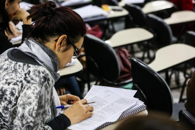 Tem vaga para bolsa de estudo no ensino superior: veja como concorrer Omar Freitas/Agencia RBS