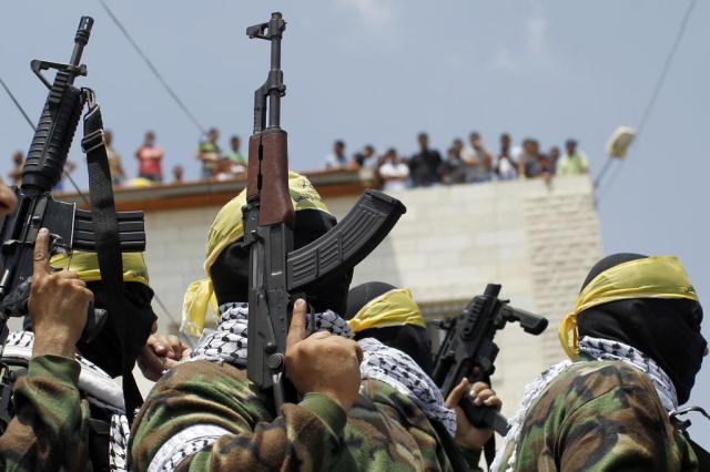 Tentativas para alcançar paz entre Israel e palestinos completam 25 anos ABBAS MOMANI/AFP