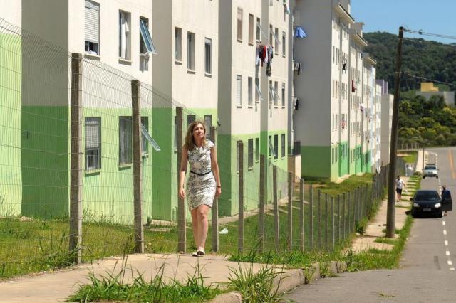 Secretaria da Habitação de Caxias está sem material para erguer uma única casa, diz titular da pasta Diogo Sallaberry/Agencia RBS