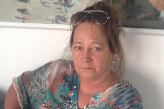 Argentina de 54 anos é esquecida pela família na praia dos Ingleses Anderson Pompeu/Arquivo Pessoal