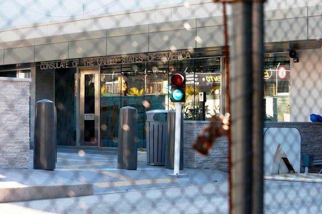 Atraso em obras adia abertura do Consulado dos EUA na Capital Mariana Fontoura/Especial / Zero Hora/Zero Hora