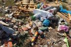Depósitos clandestinos de lixo em praia do Litoral Norte geram queixas de veranistas (Paulo Rocha/Rádio Gaúcha)