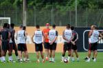 Inter treina no CT Parque Gigante antes de pré-temporada em Viamão