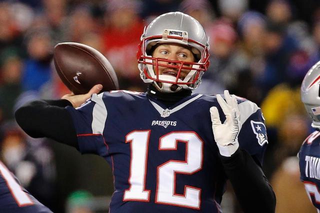 Gisele Bündchen afirma que Tom Brady teve uma concussão durante a temporada passada Jim Rogash/Getty Images/AFP