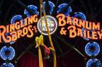 Circo Ringling Bros. fecha as portas após 146 anos de trajetória ANDREW CABALLERO-REYNOLDS/AFP