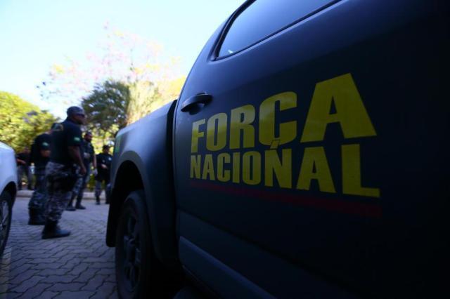 Força Nacional permanecerá nas ruas por mais seis meses no Estado Lauro Alves/Agencia RBS