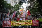 Marcha abre Fórum Social das Resistências em Porto Alegre André Ávila/Agencia RBS