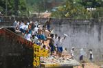 No sexto dia de rebelião, detentos entram em confronto em prisão do RN