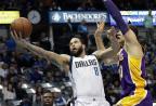 Deron Williams entra na lista dos 20 jogadores com mais assistências na história da NBA RONALD MARTINEZ / GETTY IMAGES NORTH AMERICA/AFP/GETTY IMAGES NORTH AMERICA/AFP