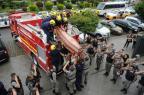 Emoção marca despedida de sargento da BM morto em Caxias do Sul Diogo Sallaberry/Agencia RBS