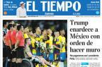 Eliminação do Real e amistoso da Seleção: os destaques dos jornais esportivos desta quinta /