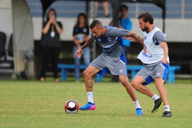 Grêmio negocia para prorrogar contrato de Luan até 2019 Lauro Alves/Agencia RBS