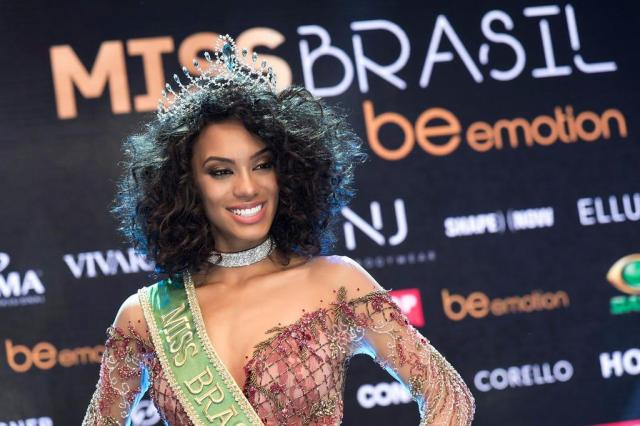 "Brasileira Raissa Santana disputa o ""Miss Universo"" neste domingo Lucas Ismael/Be Emotion"