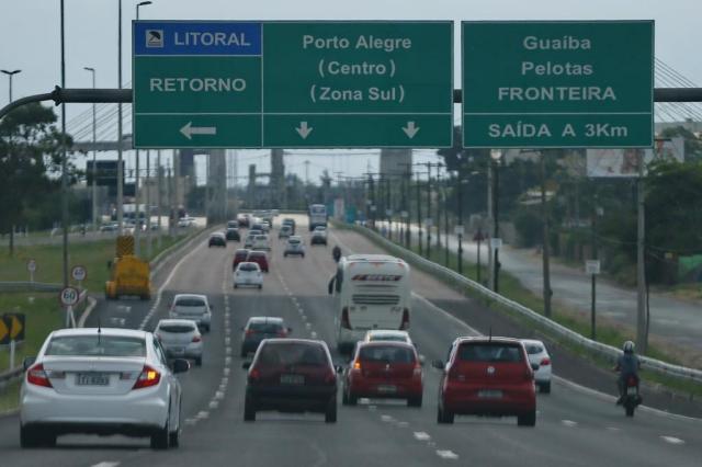 Trânsito no Carnaval: cerca de 200 mil veículos devem pegar a freeway no feriadão Félix Zucco/Agencia RBS