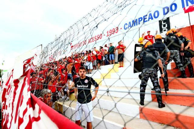 Denúncia contra o Inter por confusão em Veranópolis será conhecida na sexta Lauro Alves/Agencia RBS