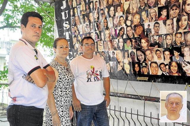 Pais de vítimas da Kiss devem ser julgados antes de réus pela tragédia Germano Rorato/Agência RBS
