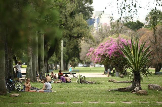 Sábado deve ser de sol em boa parte do Rio Grande do Sul Carlos Macedo/Agencia RBS