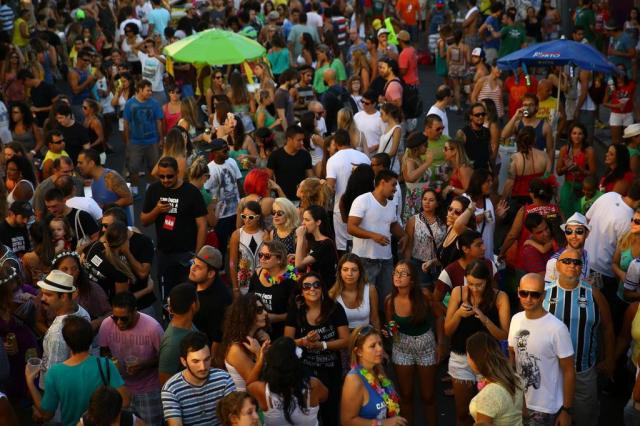 Cinco blocos de Carnaval agitam a Capital neste fim de semana Carlos Macedo/Agencia RBS