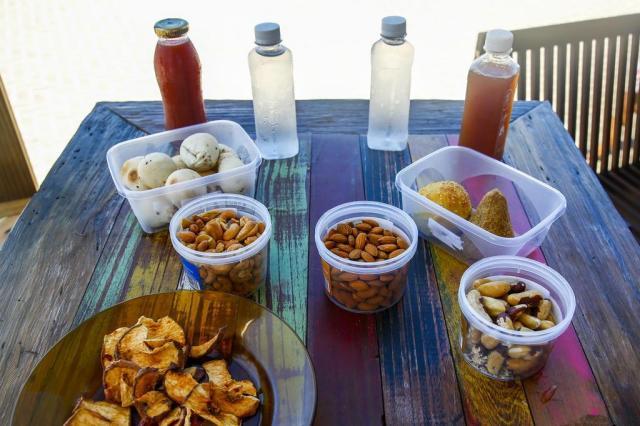 Dicas saborosas para não cair nas tentações da praia e sair da dieta Marcelo Carôllo/Agencia RBS