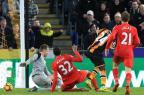 Liverpool perde para o Hull City e chega a cinco jogos sem vitória Lindsey PARNABY/AFP