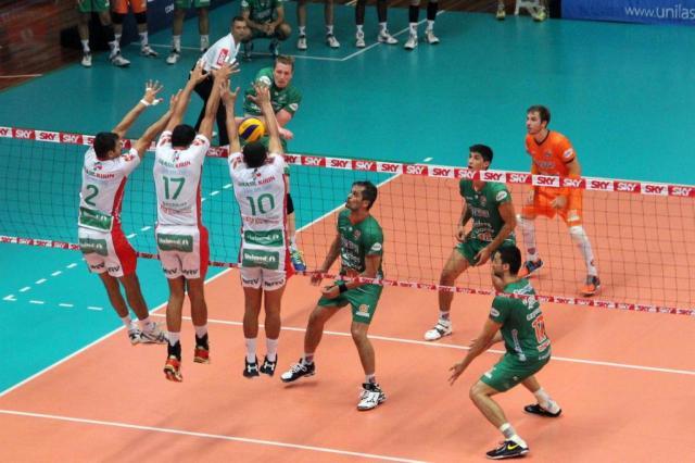 Times gaúchos são derrotados na 15ª rodada da Superliga masculina Fernando Potrick/Gama,Divulgação