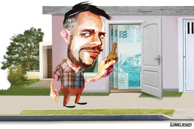 Ao comprar imóvel, guarde dinheiro para as taxas e os impostos Gabriel Renner / Arte/ZH/Arte/ZH