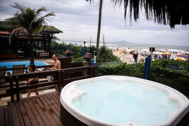 Preço das diárias de hotéis nos destinos turísticos de SC cai até 53% Léo Cardoso/Agencia RBS