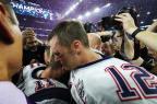Divisão especial da polícia do Texas procura camisa de Tom Brady Tom Pennington/Getty Images/AFP