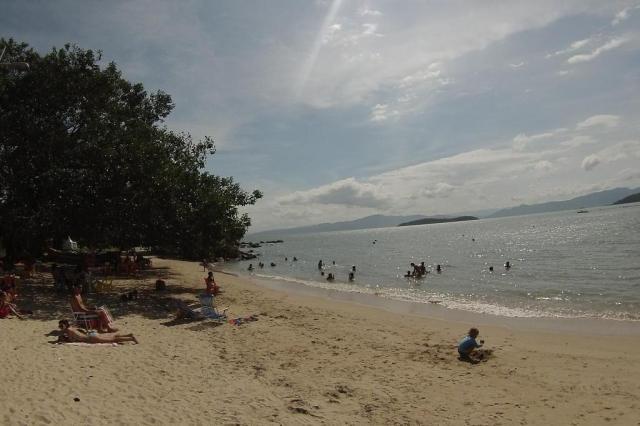 Cacupé e Sambaqui, duas praias longe da muvuca de Florianópolis Yasmine Holanda Fiorini/Agencia RBS