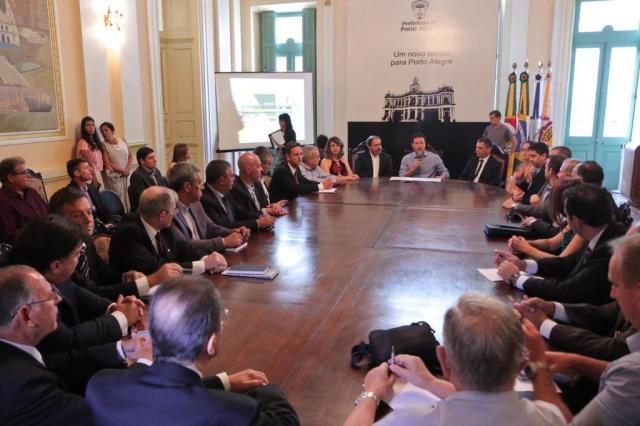 Indicações políticas não têm peso no banco de talentos da prefeitura, garantem coordenadores Joel Vargas/PMPA/Divulgação