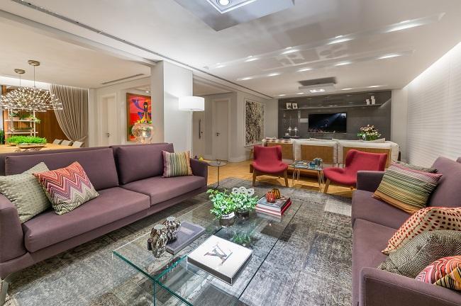 Apartamento de jovem casal reúne design a arte Studio TWB arquitetura / Divulgação/Divulgação