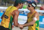 Duplas brasileiras começam vencendo na Major Series de Fort Lauderdale de praia CBV / Divulgação/Divulgação