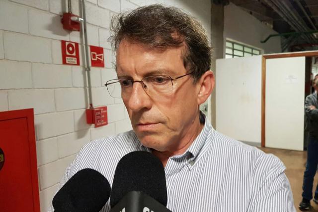 Após reclamação do Inter, Grêmio sugere árbitro de fora do RS nos Gre-Nais Rodrigo Oliveira / Agência RBS/Agência RBS