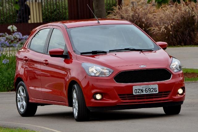 Ford Ka tem em janeiro seu melhor desempenho Ford, DV/