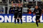 Botafogo sofre, mas empata com o Colo-Colo e avança na Libertadores CLAUDIO REYES / AFP/AFP