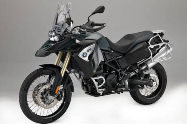 BMW 800 GS recebe equipamentos para encarar a Africa Twin e a Tiger Divulgação/BMW