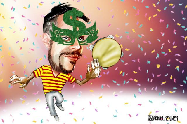 Ei, você aí, não gasta dinheiro aí: veja dicas para um Carnaval mais barato Gabriel Renner / Arte/ZH/Arte/ZH
