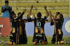 The Strongest goleia e avança à terceira fase da pré-Libertadores AIZAR RALDES/AFP