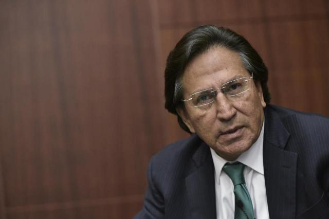 Peru pede ajuda a Trump para deportar ex-presidente Toledo MANDEL NGAN/AFP