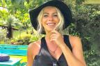 Aos 40 anos, Karina Bacchi está grávida de produção independente Reprodução / Instagram/Instagram