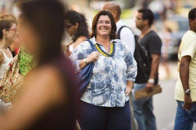 """Andréa Pachá: """"É um erro tentar fazer do tribunal uma clínica terapêutica"""" Fabio Seixo/Agência O Globo"""