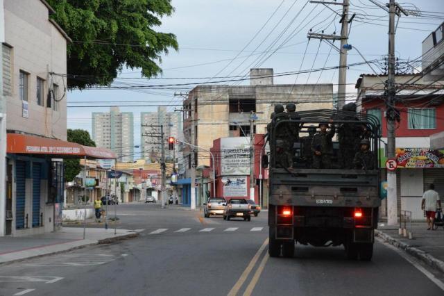 Ônibus e serviços vão funcionar nesta segunda-feira na Grande Vitória Dayana Souza/Especial