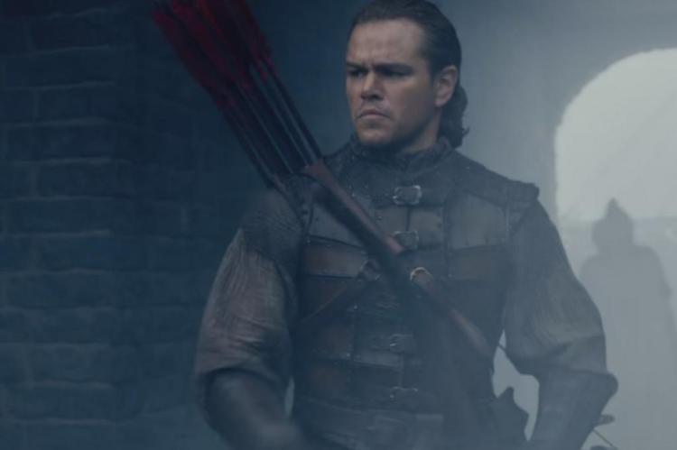 """Com Matt Damon e Pedro Pascal, """"A Grande Muralha"""" ganha teaser com comentários dos atores Universal Pictures/Reprodução"""