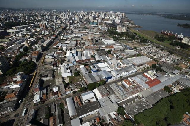 Prefeitura de Porto Alegre quer usar revitalização do 4º Distrito como modelo para outros bairros Carlos Macedo/Agencia RBS