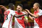 Monaco goleia e segue imbatível no Campeonato Francês Yann Coatsaliou / AFP/AFP
